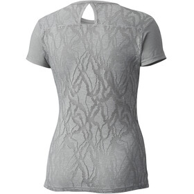 Columbia Peak To Point Novelty - T-shirt manches courtes Femme - gris